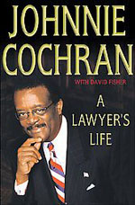 Johnnie Cochran interview, 2002