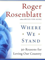 Roger Rosenblatt interview, 2002