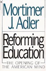 Mortimer J. Adler interview, 1989, long version