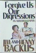 Jim and Henny Backus interview, 1987