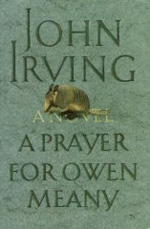 John Irving interview, 1989 April
