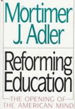 Mortimer J. Adler interview, 1989, short segment