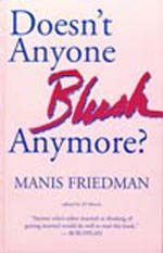 Manis Friedman interview