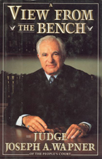 Joseph Wapner interview, 1987 December