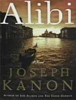 Joseph Kanon interview, 2005