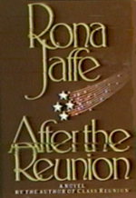 Rona Jaffe interview, 1985