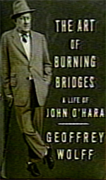 Geoffrey Wolff interview, 2003