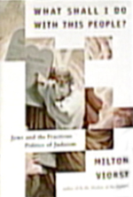 Milton Viorst interview, 2003