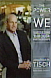 Jonathan M. Tisch interview, 2004