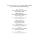 Urban ecosystem analysis of The Claremont Colleges campuses: The Claremont Colleges sustainability...