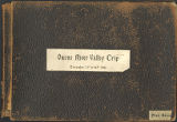 Owens river valley trip, November 7th to 18th, 1905