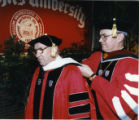 St. John's University convocation, 1996-04-12; A-11