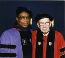 St. John's University convocation, 1996-04-12; A-8