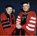 St. John's University convocation, 1996-04-12; A-3