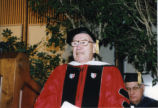 St. John's University convocation, 1996-04-12; A-15