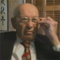 Interview with Peter Drucker, 2001-12-03