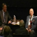 Peter F. Drucker question and answer session, Drucker alumni day 2000