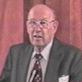 Peter Drucker's talk on the changing world economy, 1997-11-06