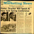 AMA article on Ralph Nader and Peter F. Drucker conference participation