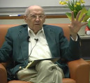 Peter Drucker Symposium, Luncheon, tape 3, side b, 1990-04-25