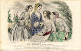 French fashions, 1846