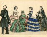 French fashions, Autumn 1857