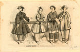 Bathing dresses, Summer 1864