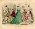 French fashions, Winter 1868