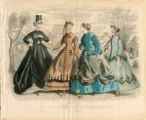 French fashions, Spring 1867