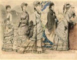 French fashions, Summer 1876