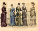 Paris fashions, Autumn 1882