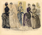 American fashions, Autumn 1885