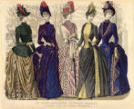 American fashions, Autumn 1888