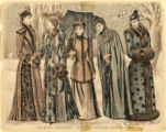 American fashions, Winter 1891