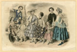 Girls and boys, 1834