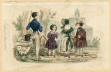 Children's fashions, Summer 1840
