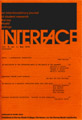 Interface Journal vol 5, no 1, May 1978