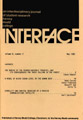 Interface Journal vol 8, no 2, May 1982