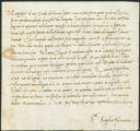 Angelo Poliziano writes to Lorenzo de' Medici, 1478 September 20