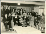 Polkinghorn family and the Yoshida family