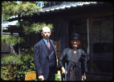 Kōkichi Mikimoto and Frank Polkinghorn