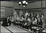 Sumitomo party, 1957