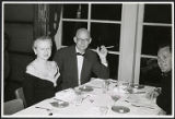 Charles Protzman and his wife, 1956-05-05