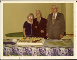 Claude's 100th birthday, 1974-03