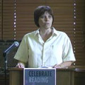 Jean Schroedel reads from Alone in a Crowd