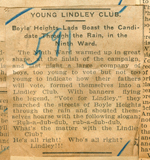 Young Lindley club