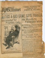 Politics a bad game, says Parker