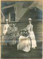 Patients and nurses at California Hospital