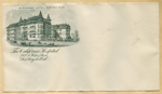 California Hospital envelope