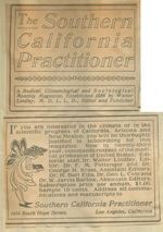 Southern California Practitioner